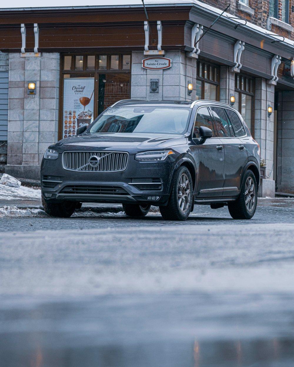 Hvilket Volvo autoværksted skal servicere din bil?